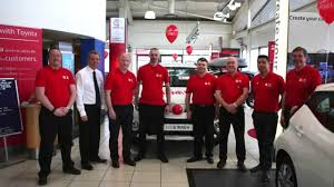 lexus hills of woodford red nose day at burrows motor company youtube