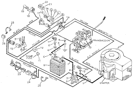 murray riding mower wiring diagram u0026 murray murray riding mower