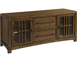 glass cabinet doors for entertainment center superb media console furniture hardwood construction rustic brown