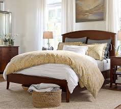 Pottery Barn Platform Bed Queen Size Bed Frames On Queen Bed Frame For Elegant Pottery Barn