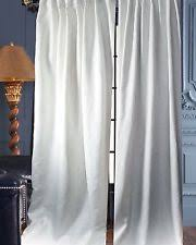 100 linen curtains drapes and valances ebay