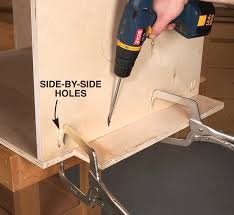 how to build base cabinets with kreg jig aw 7 5 12 tips for building cabinets with pocket