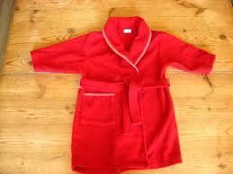 robe de chambre 2 ans echange une robe de chambre polaire 2 ans vetements enfants