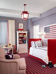Red White Striped Rug Red White And Blue Boy U0027s Room Traditional Boy U0027s Room Ashley