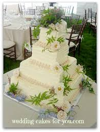 square wedding cakes wedding cakes are like pretty packages