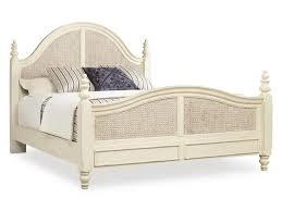 hooker furniture sandcastle queen sea grass woven panel bed