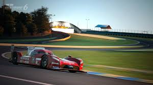 nissan gran turismo racing gaming nissan u0027s le mans racer hits gt6 top gear