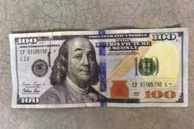 warn 100 dollar bills used in yarmouth