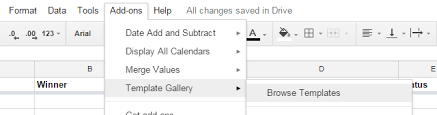 need an editorial calendar use google drive sheets