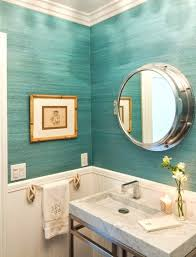 Cottage Bathroom Design Colors Turquoise Infused Coronado Beach Cottage Nautical Bathrooms