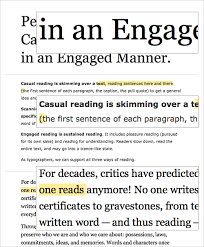 Another Word For Comfort Size Matters Balancing Line Length And Font Size In Responsive