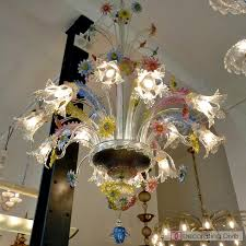 Vintage Glass Chandelier Antique U0026 Mid Century Lighting Style At Rita Fancsaly Milan