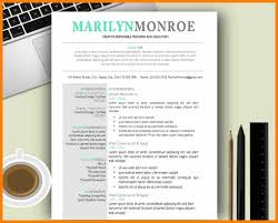 Free Creative Resume Templates For Word 9 Cool Report Templates Resume Pictures