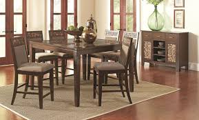 Casual Dining Room Sets by Counter Height Dining Room Sets U2013 Thejots Net