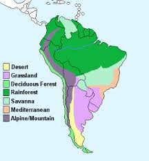 facts and information about the continent of south america