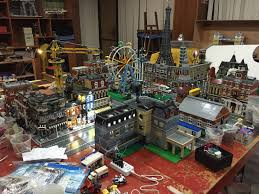 office and lego city imgur
