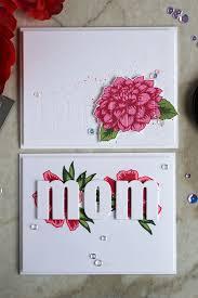 altenew u2022 last minute mother u0027s day card ideas craft walks