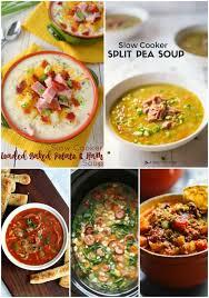 Comfort Food Soup Recipes 25 Crock Pot Soup Recipes Real Housemoms