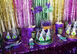 mardi gras table decorations mardi gras buffet table decorations best table decoration