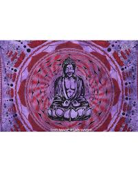 buddha tapestry home decor wall hanging