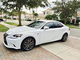 lexus is 200t white lease takeover transfer 16 u0027 is200t fsport white clublexus