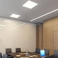 Flat Led Ceiling Lights by Led Flat Panel Lights Commercial Led Panel Light Manufacturer