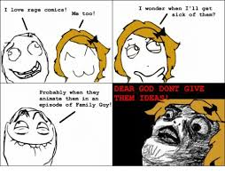 Rage Guy Memes - 25 best memes about family guy rage comics and family