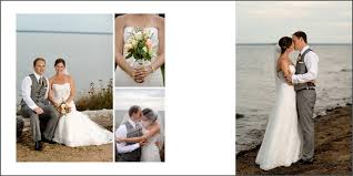 wedding photo album ideas personalized wedding album styles