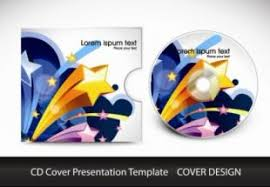vector cd and cd cover design template free free vectors ui