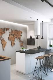 Kitchen Wall Decor Ideas Pinterest Wall Decor Ideas Minimal Interiors And Wall Maps