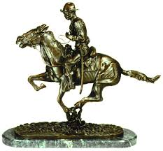 frederic remington sculptures western bronze texas gifts u0026 decor
