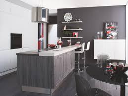 cuisine ouverte avec bar comment aménager sa cuisine ouverte cuisinella