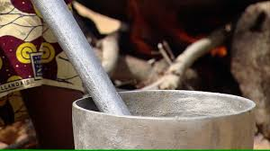 mortier cuisine femme céréale mortier hd stock 546 148 956 framepool