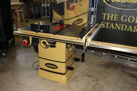 powermatic 10 inch table saw new tools from jet and powermatic the wood whisperer