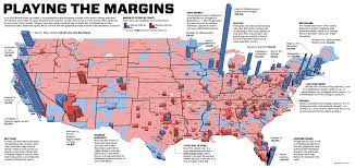 National Election Results Map by Beyond The F A R Horizon Secession Is Not Silliness The