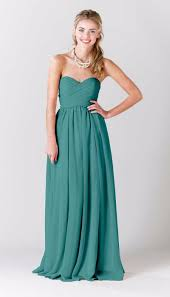 bridesmaid dresses teal kennedy blue bridesmaid dress