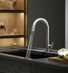 touchless faucets kitchen kohler s sensate touchless kitchen faucet bazaar