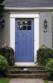 Blue Gray Exterior Paint Best 20 Blue Front Doors Ideas On Pinterest U2014no Signup Required