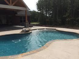 Inside Swimming Pool by Swimming Pool Contractors Georgia Atlanta Inground Pools Atlanta