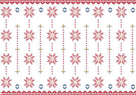 indonesian pattern pattern of indonesian songket illustration download free vector