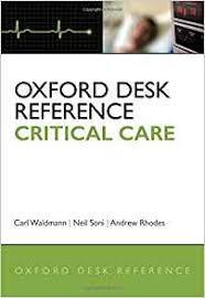 Oxford Press Desk Copy Oxford Desk Reference Critical Care Amazon Co Uk Carl Waldmann