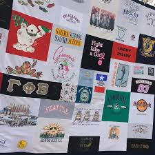 keepsake blankets memory or t shirt blanket custom keepsake