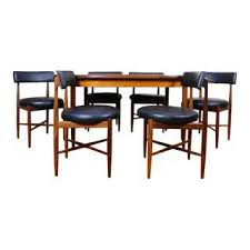 Dining Tables And 6 Chairs Vintage U0026 Used Dining Table U0026 Chair Sets Chairish