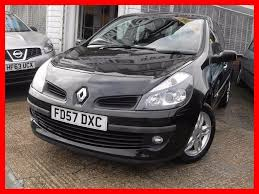 renault clio black used renault clio hatchback 1 2 tce 16v dynamique 5dr in illford