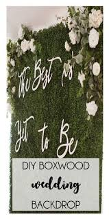 wedding backdrop font diy wedding backdrop table backdrop boxwood backdrop best day