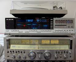 kenwood home theater receiver 1978 sansui g 9000 and 1981 kenwood kr 1000 galaxy commander top