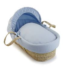 Baby Moses Basket Bedding Set Waffle Moses Basket Dressings Bedding Set