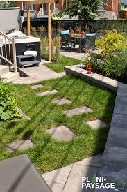 image amenagement jardin jardin en ville aménagement extérieur à montréal plani paysage