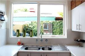 kitchen window blinds ideas kitchen garden window fitbooster me