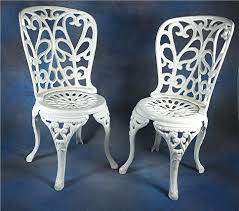 Patio Wrought Iron Furniture by Wrought Iron Patio Chairs Home Design By Fuller
